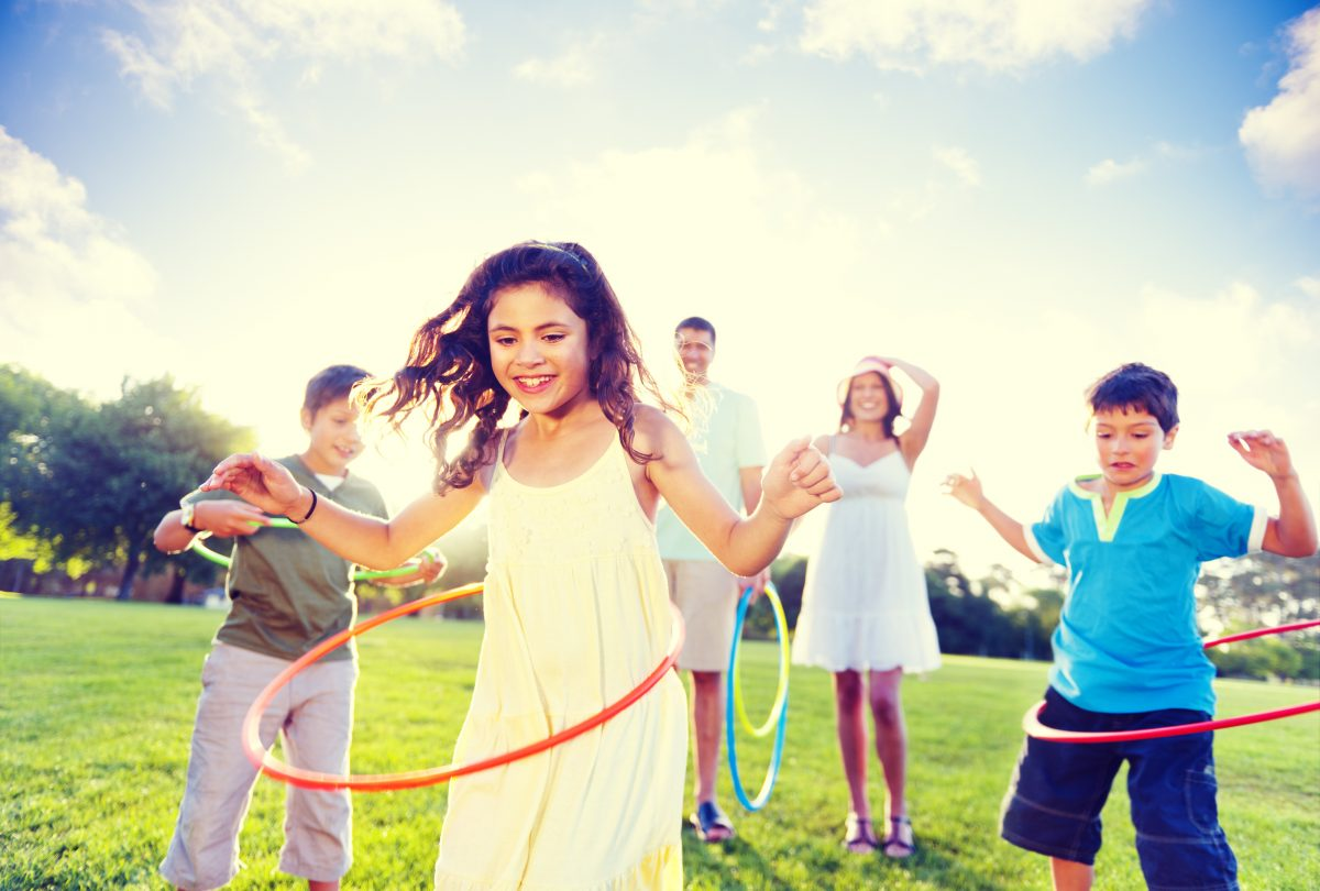 Tips to keep your family busy healthy this summer